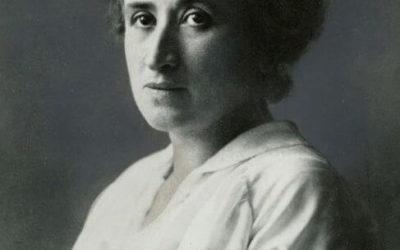 Rosa Luxemburg en de Belgische socialisten