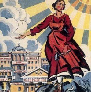 Geschiedenis. Vrouwen- en LGBT-rechten in revolutionair Rusland