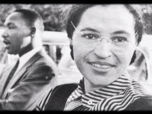 Rosa Parks : symbool voor strijd tegen racisme in de VS