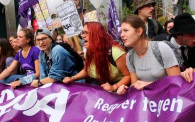 Stop geweld op vrouwen !