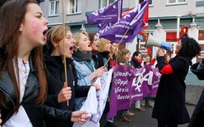 [8 maart] Internationale vrouwendag maak seksisme bespreekbaar op school – Gent