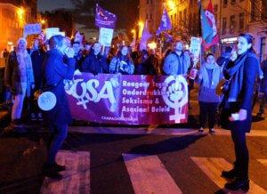 8 Maart/Antwerpen – Tegen elke vorm van discriminatie!