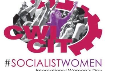 Internationale vrouwendag 2018 – het kapitalisme onderdrukt vrouwen : strijden voor socialisme !