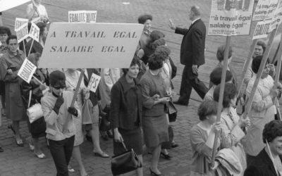 14 maart - Equal Pay Day : Gelijk loon voor gelijk werk !