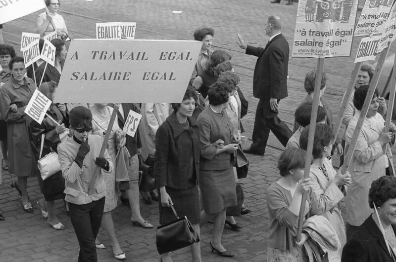 14 maart – Equal Pay Day : Gelijk loon voor gelijk werk !