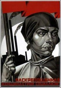 Internationale vrouwendag als deel van de strijd voor socialisme