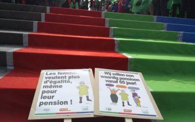 882 euro – zo laag is het gemiddeld pensioen van vrouwen