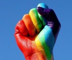Strijd voor gelijkheid nog steeds nodig! Fight for Pride