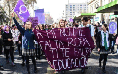 Chili - Nooit geziene beweging na onbestraft seksueel geweld