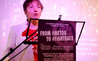 VIDEO – 8 maart : De plaats van dr vrouwen is in de strijd !