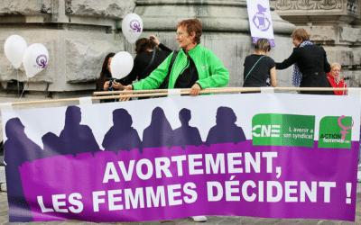 Bisschoppen tegen nieuw abortusvoorstel. Een socialistisch feministisch antwoord!