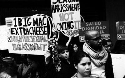 McDonald's in de VS: staking tegen seksistisch geweld
