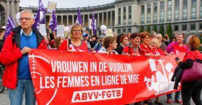 8 maart – De traditie van internationale vrouwendag terug vestigen!