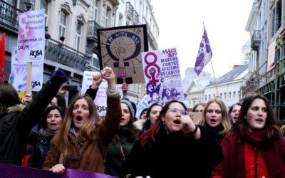 Internationale vrouwendag – Op naar overwinningen!