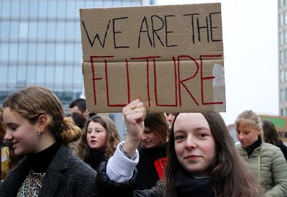 Klimaatacties en strijd tegen seksisme: samen tegen het systeem!