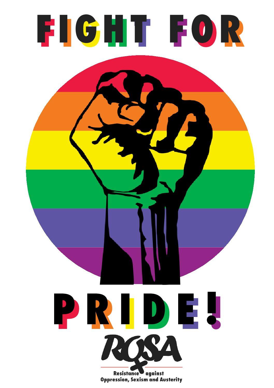 Pride is a protest! 50 jaar Stonewall: strijd haalde LGBTQI+-beweging uit kast !