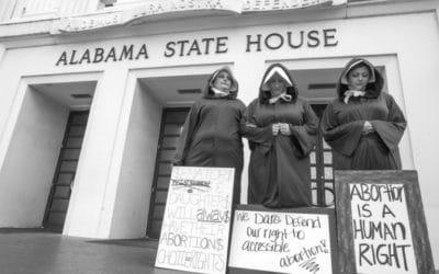 Terug naar het verleden: vreselijke abortuswetten in VS. Strijd nodig!