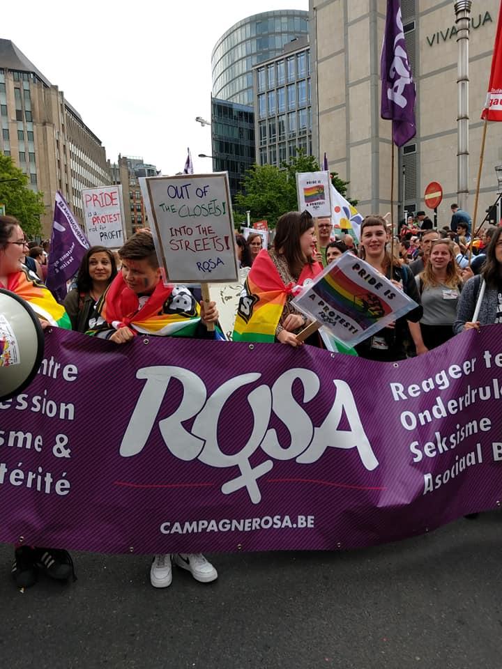 Toename geweld en homofoben in parlement verkozen: strijd voor LGBTQI+-rechten gaat door!
