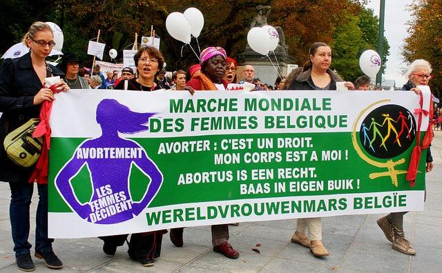 Depenalisering abortus – geen overwinning mogelijk zonder strijd