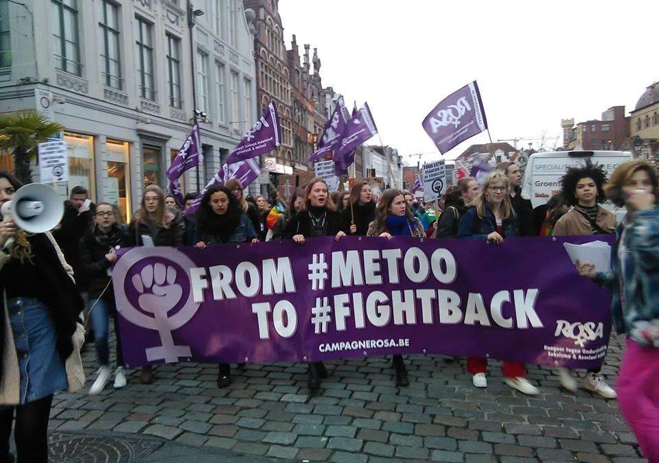 Na ophefmakende video over seksistische meeting: protest tegen organiserende KVHV