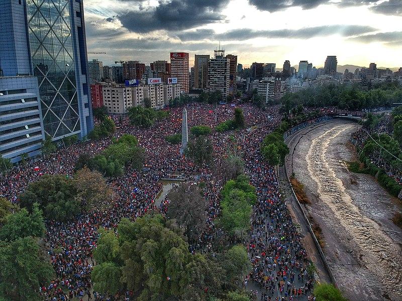 2019: Jongeren en vrouwen in de spits van massabewegingen