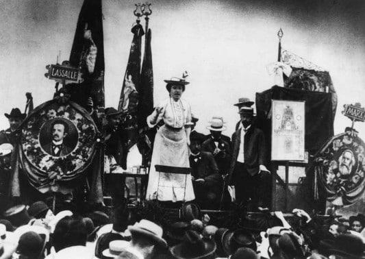 Waarom Rosa Luxemburg voor ons een voorbeeld is