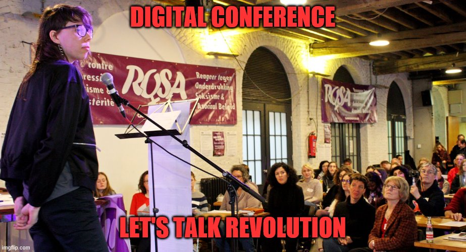 28 maart: Campagne ROSA Digital Conference