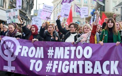 ACTIE Stop seksueel geweld en discriminatie !