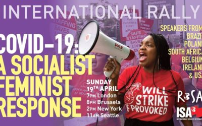 19 april – meeting Rosa Internationaal: een socialistisch feministisch antwoord op de covid-19-crisis