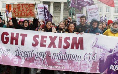Strijd tegen verkrachtingscultuur opvoeren!