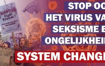 Vechten voor de emancipatie van vrouwen, ook in tijden van afzondering