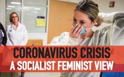De covid-19 crisis vanuit een socialistisch feministisch perspectief