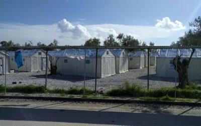 Vreselijke toestanden in Griekse vluchtelingenkampen: stop de zondebokpolitiek!