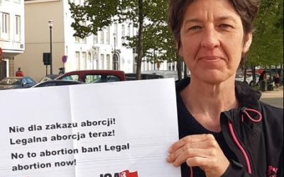 Polen – Nieuwe aanval op de toegang tot abortus
