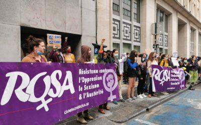 [Actie] Abortus is een recht, geen politiek spel!