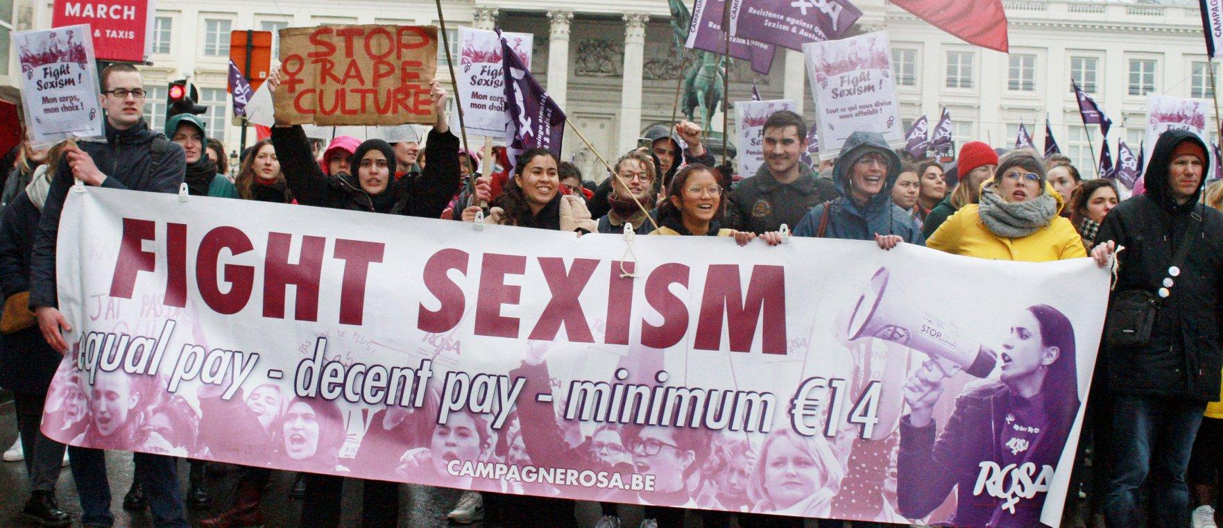 Debatten binnen het feminisme: waarom socialistisch feminisme?