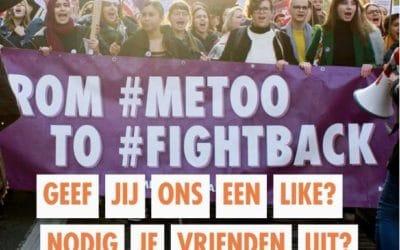 Campagne ROSA lanceert een nederlandstalige pagina