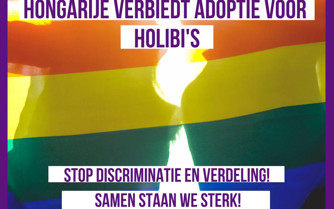 Hongarije. Vaststelling van nieuwe anti-HOLEBI maatregelen