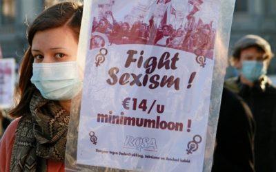 Een feministische benadering van omgaan met een (semi-) lockdown: essentieel voor iedereen