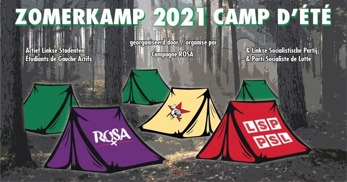 Summercamp 2021 – Against Opression & Capitalism