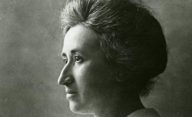 Rosa Luxemburg: een inspiratie in de strijd voor een andere samenleving