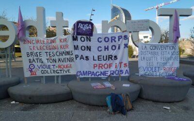 Solidariteit met de mobilisaties in Turkije