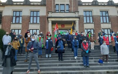 Universiteit Antwerpen bespaart op poetspersoneel