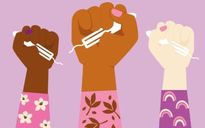 Strijd tegen period poverty