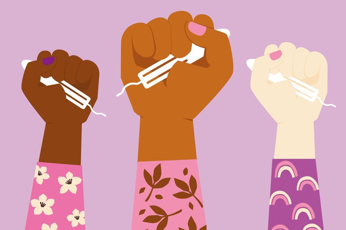 28 mei was er dit jaar de Wereld Menstruatiedag