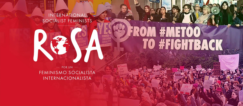 Oprichtingsverklaring van ROSA – Internationale Socialistische Feministen