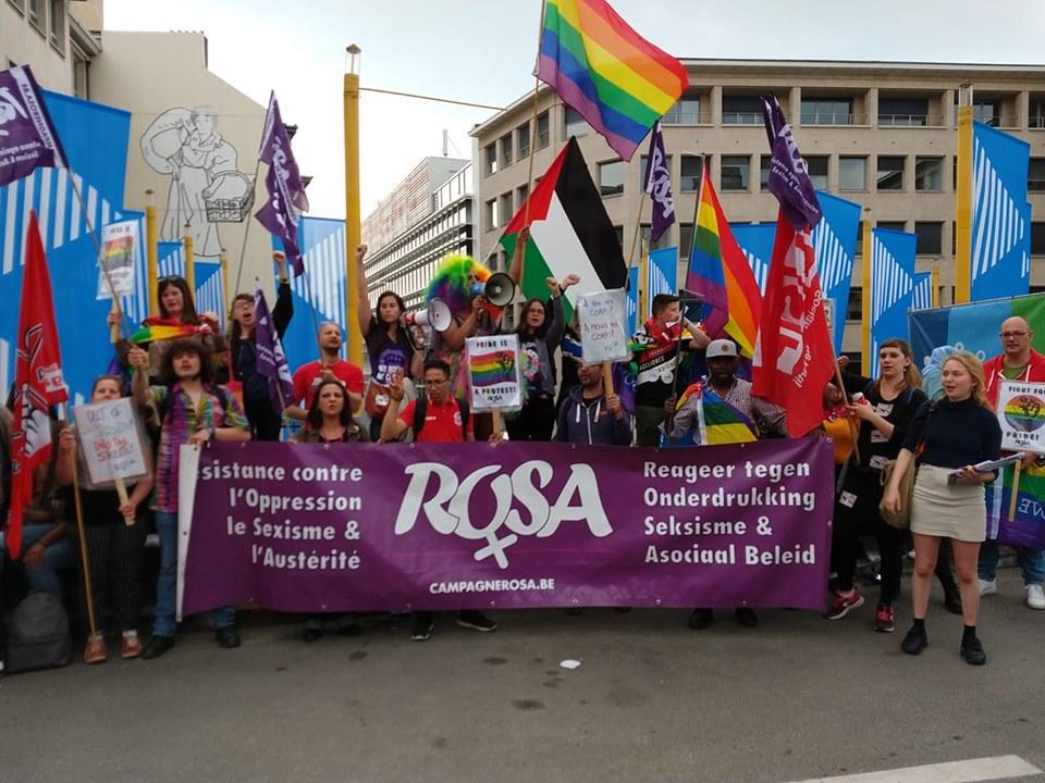 Pride is a protest! – Een (voortdurende) geschiedenis