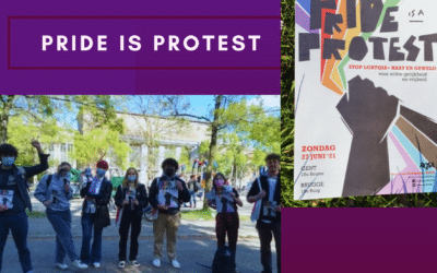 Pride is protest – Campagnes