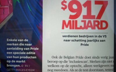 Stop Rainbow-washing, Pride is a Protest!