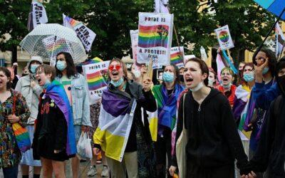 Straffe eerste edities van 'Pride is a Protest'